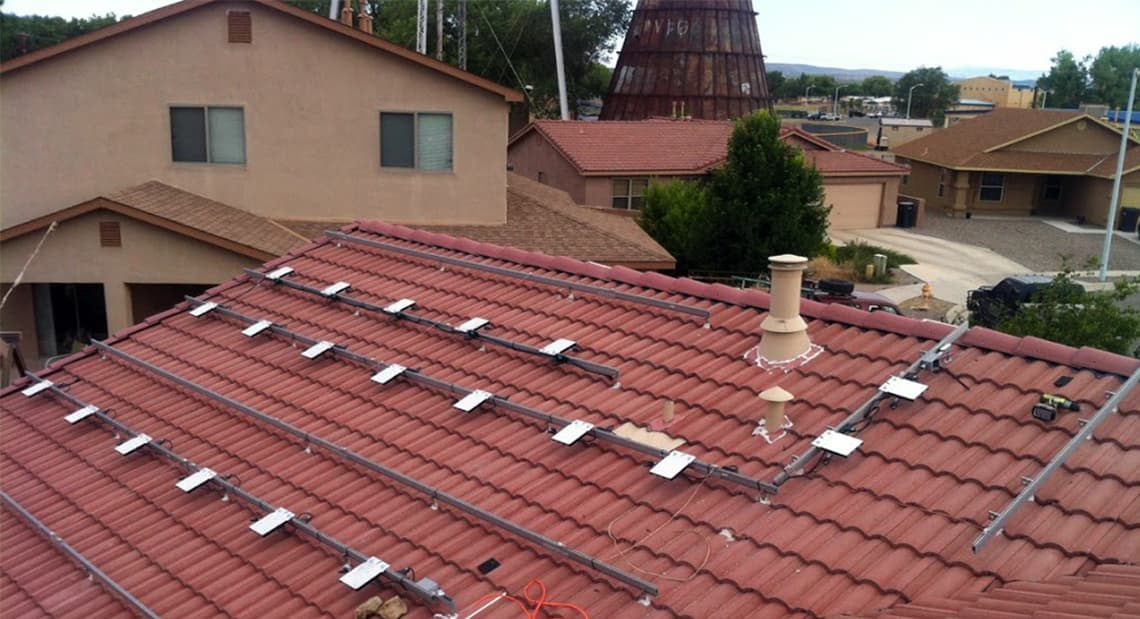 Solar Panel Removal Renewable Green Energy Albuquerque
