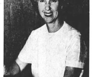 Jessie Lee Wilder Thacker
