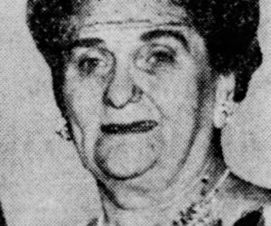 Kate Knox helped establish county's welfare system