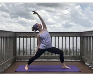 Yoga at Pioneer Village