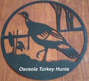 Osceola Turkey Hunts logo - osceolaturkeyhunts.com