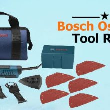 Bosch oscillating tool review