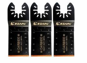 EZARC Oscillating Multitool Carbide Plunge Cut Blade review