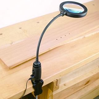 magnifiers that attach to the saw