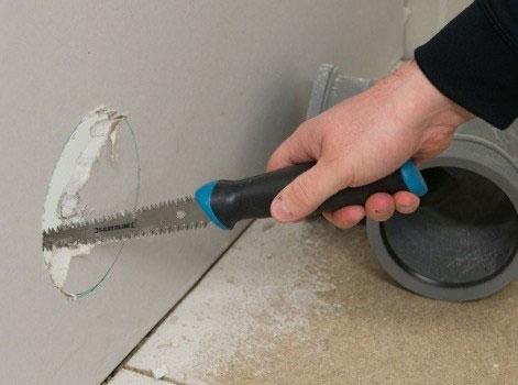 Wall cutting procedures