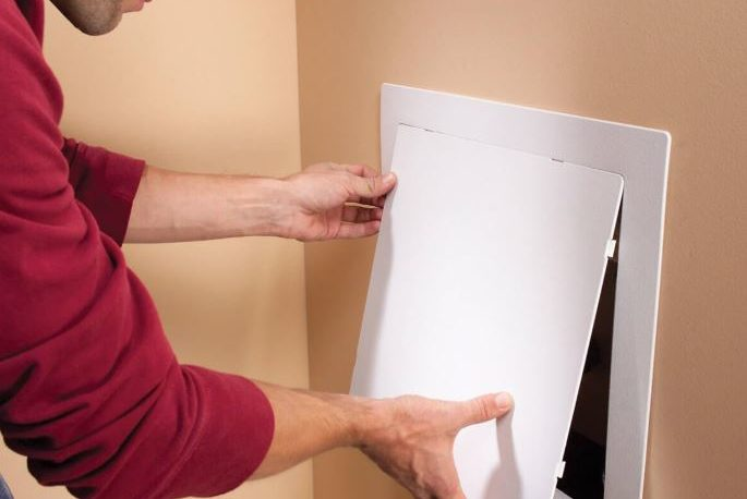 Install an Access Door to your Drywall