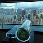 Oscilloclock Model 1 in Hong Kong