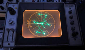Tektronix 1420 Vectorscope