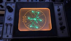 Tektronix 1420 Vectorscope