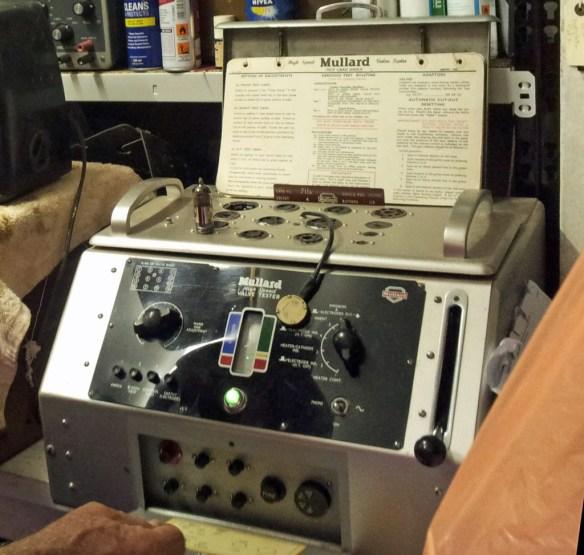 Mullard High-Speed Valve Tester - 3