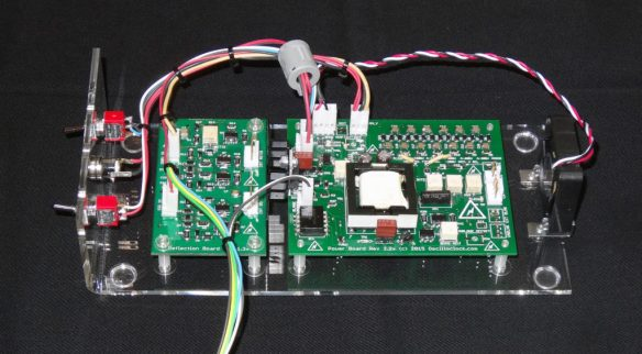 Oscilloclock XYZ Core