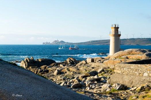 Faro, Ingeniería, arquitectura, punta da Barca, Muxía,Coruña