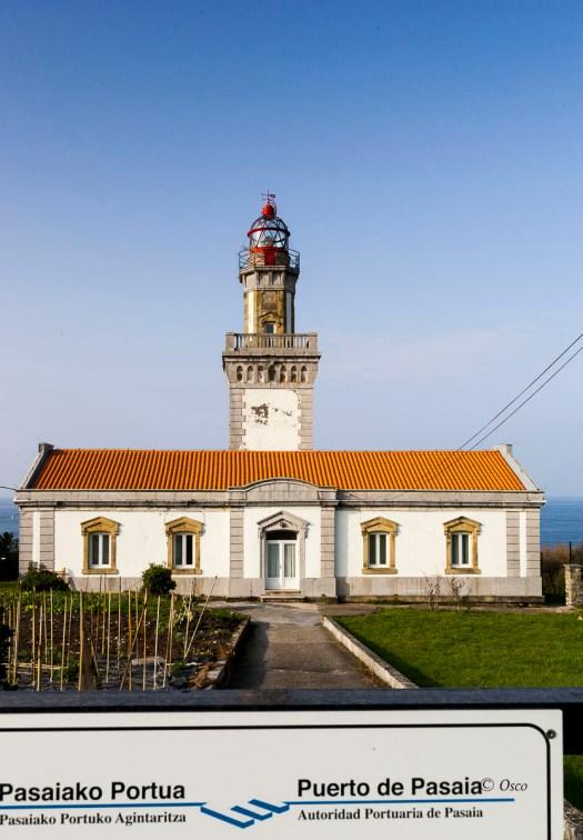 Faro, Cabo, Higuer, Guipuzcoa, Ingeniería, arquitectura, hito