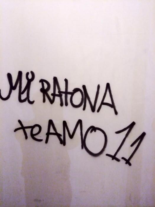 graffiti, pintada