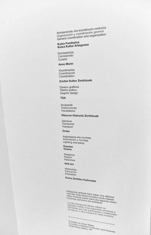Vivian Maier, exposición, fotografía