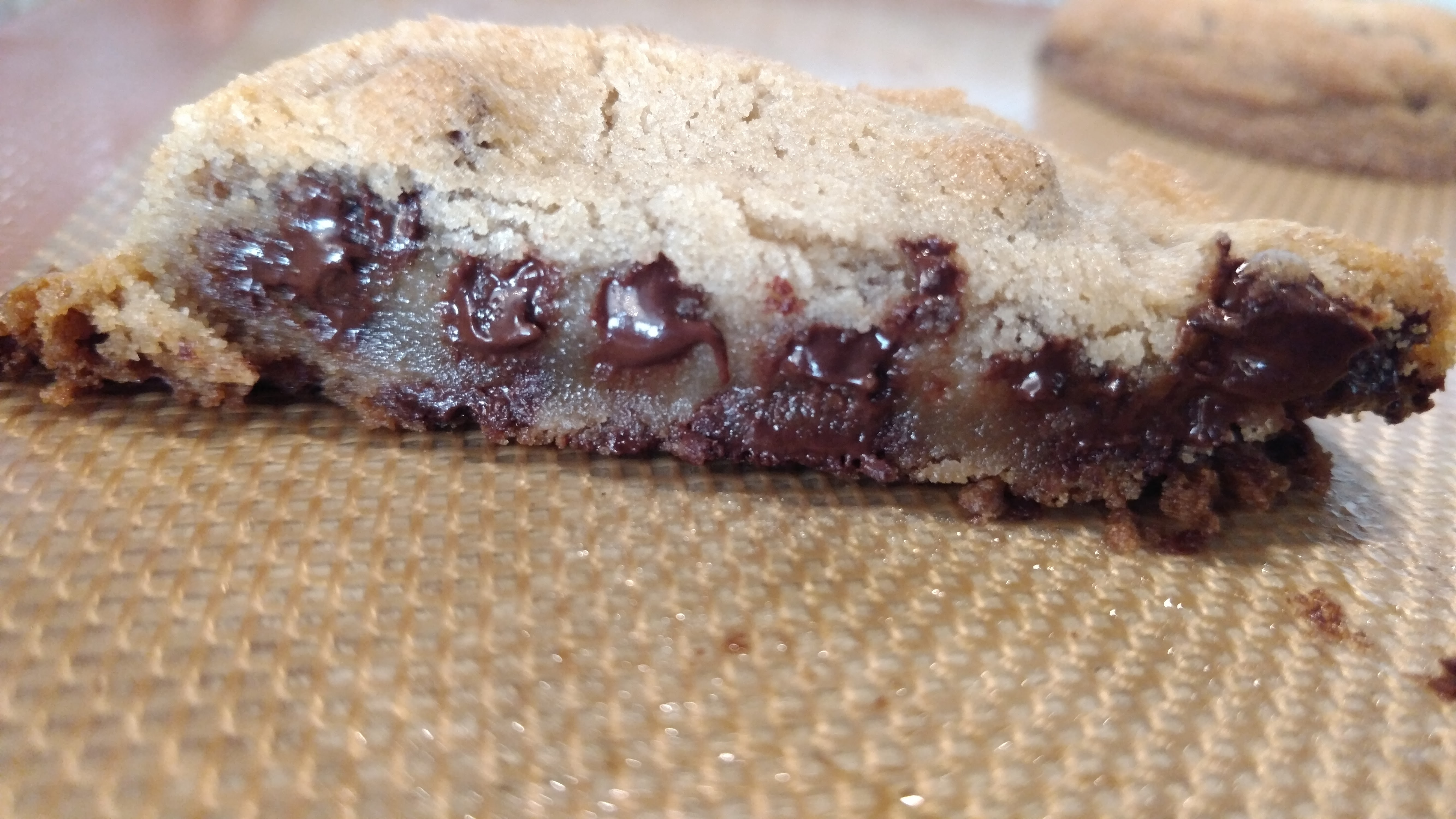Gluten and Dairy Free Chocolate Chip Cookies