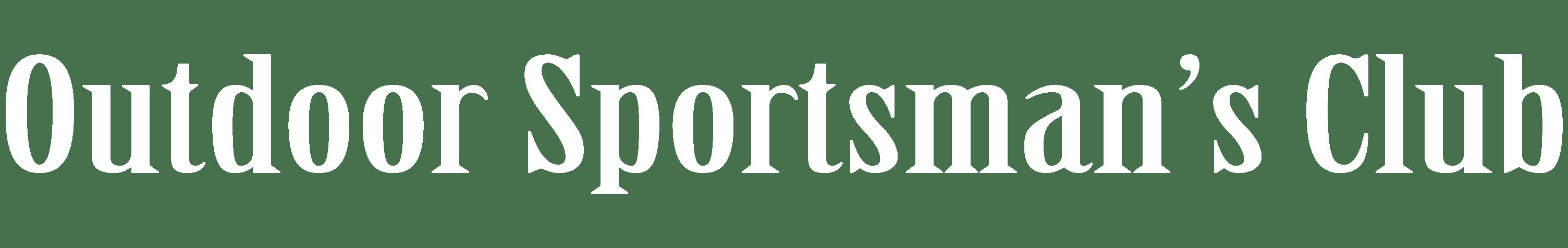 Outdoor Sportsmen's Club