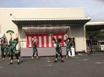 ワンステップダンスカンパニーのシニアクラスコース出演