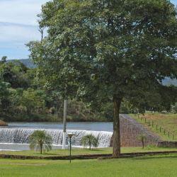 Cartão Postal da cidade: Parque Cesamar é fechado para reforma