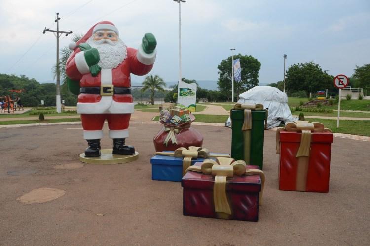 Vila do Papai Noel será no Parque Cesamar