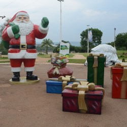 Vila do Papai Noel será no Parque Cesamar