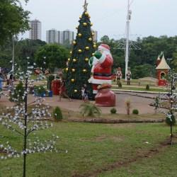 Inauguração da Vila do Papai Noel e Desfile de Natal neste sábado