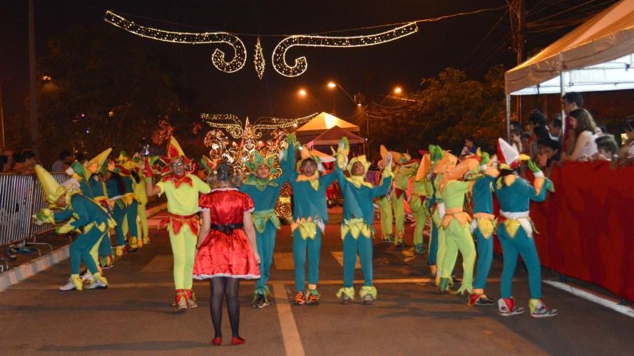 Natal dos Sonhos: Desfile de Natal encanta o público