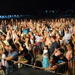 Cerca de 50 mil pessoas comparecem ao penúltimo dia do Palmas Capital da Fé