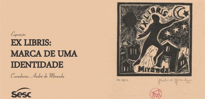 Exposição Ex Libris