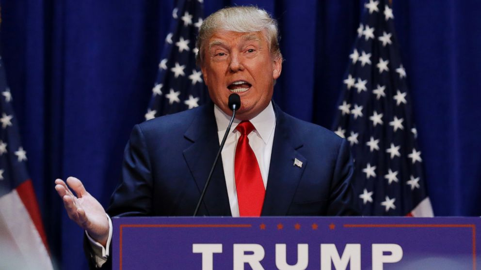 Donald Trump é eleito o novo presidente dos Estados Unidos
