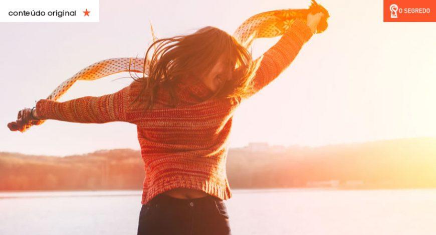 7 atitudes que elevarão a sua vibração e farão você mais feliz!