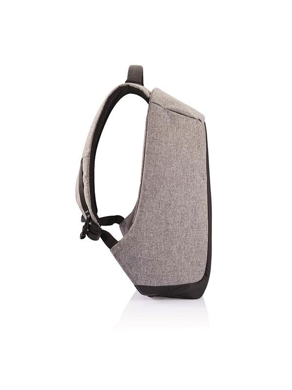 XD Design - Bobby Sac à dos antivol avec Port USB, Gris (Unisex)