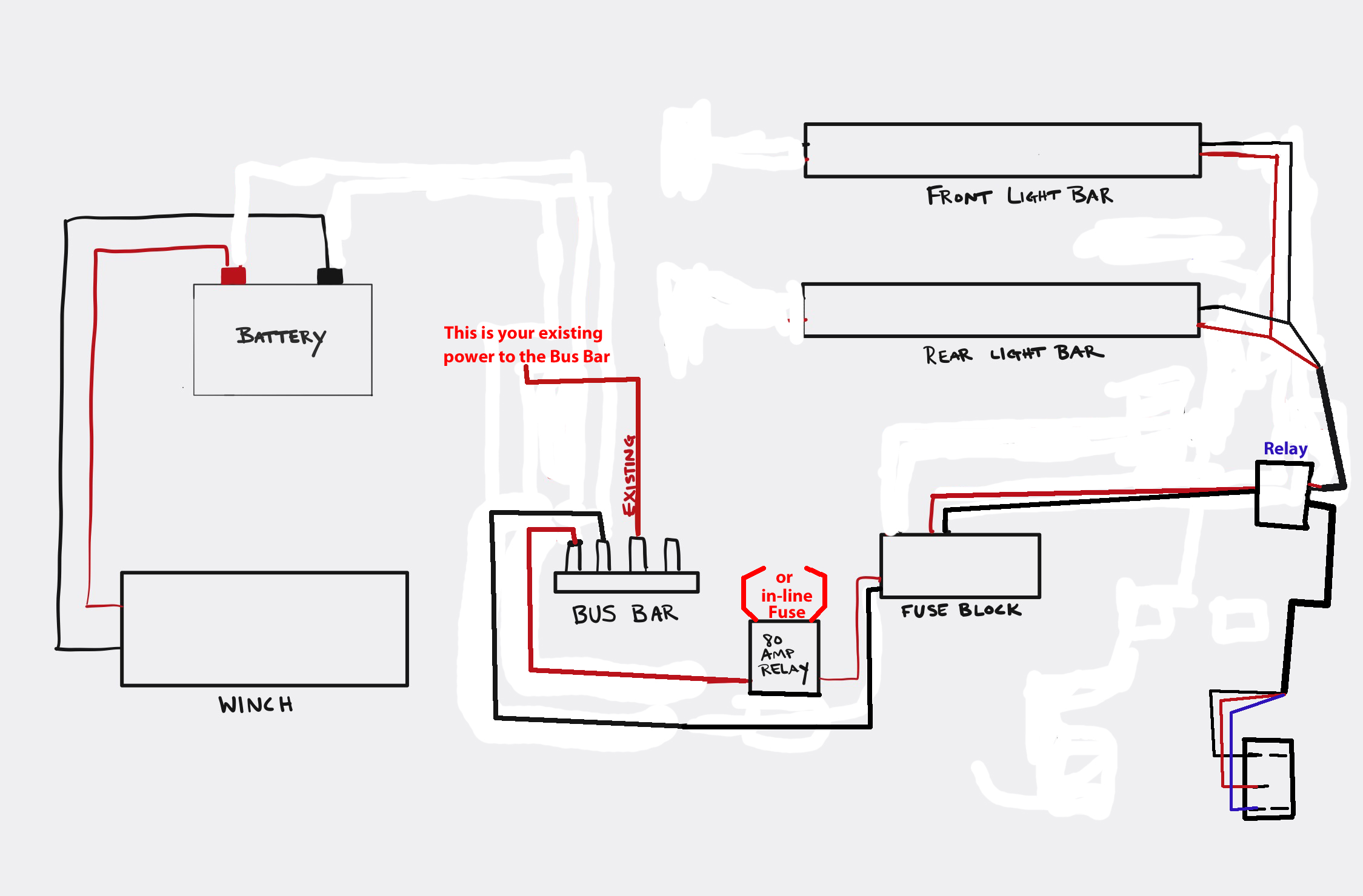 Wiring Instructions For Rigid D2 Lights