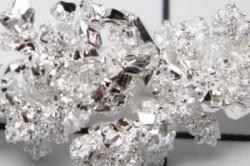 Кристаллы серебра