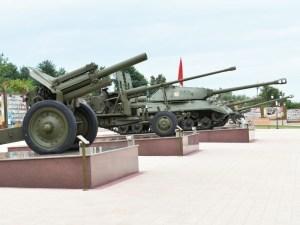 Владикавказ выставка военной техники