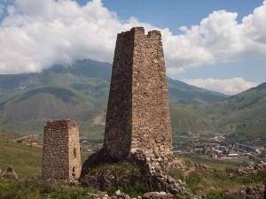 Сторожевые башни Фиагдон