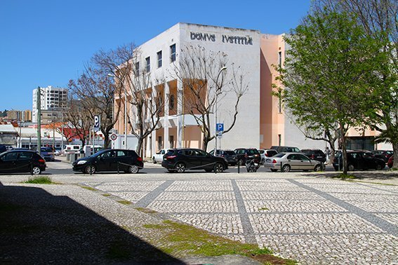 Tribunal de Setubal - imagem de arquivo