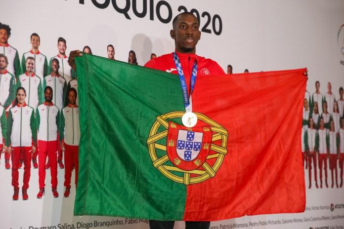 Atleta olímpico Pedro Pichardo