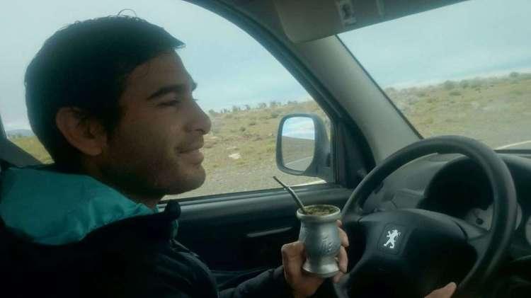 On boit du maté même en conduisant
