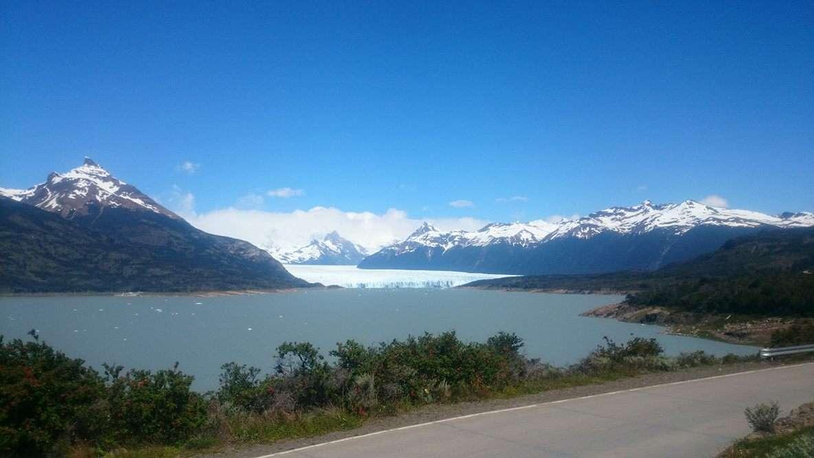 Perito Moreno avec des francais
