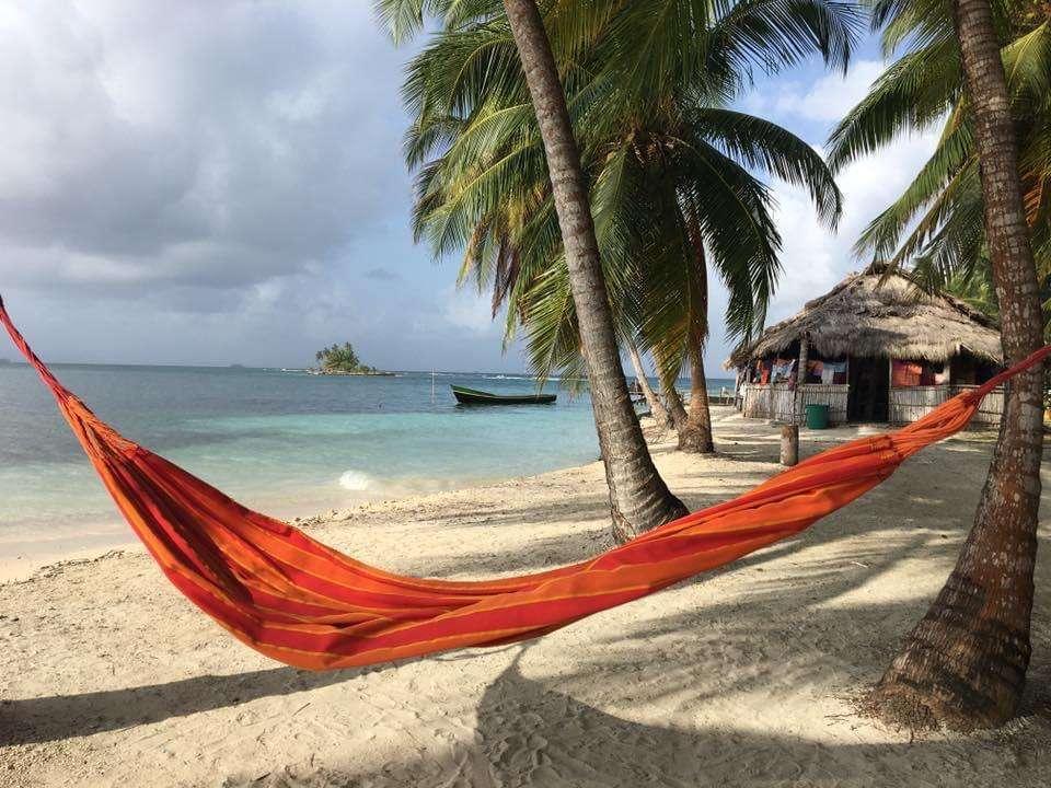 Une semaine sur une île de San Blas au Panama