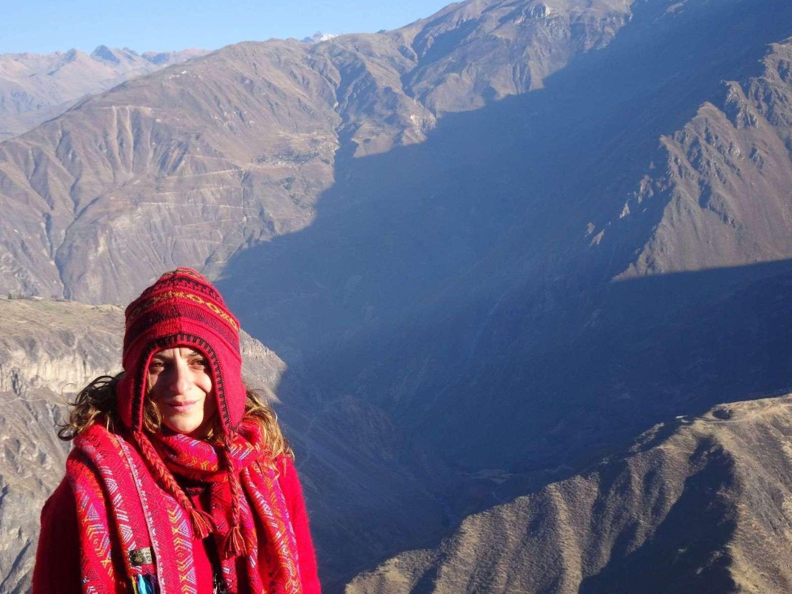 voyager seule au Pérou - Canyopn de Colca