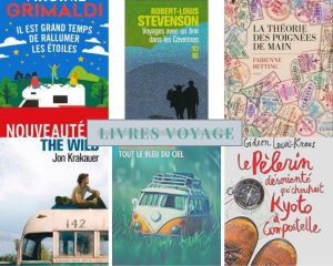 Livres voyage : une sélection de 6 récits