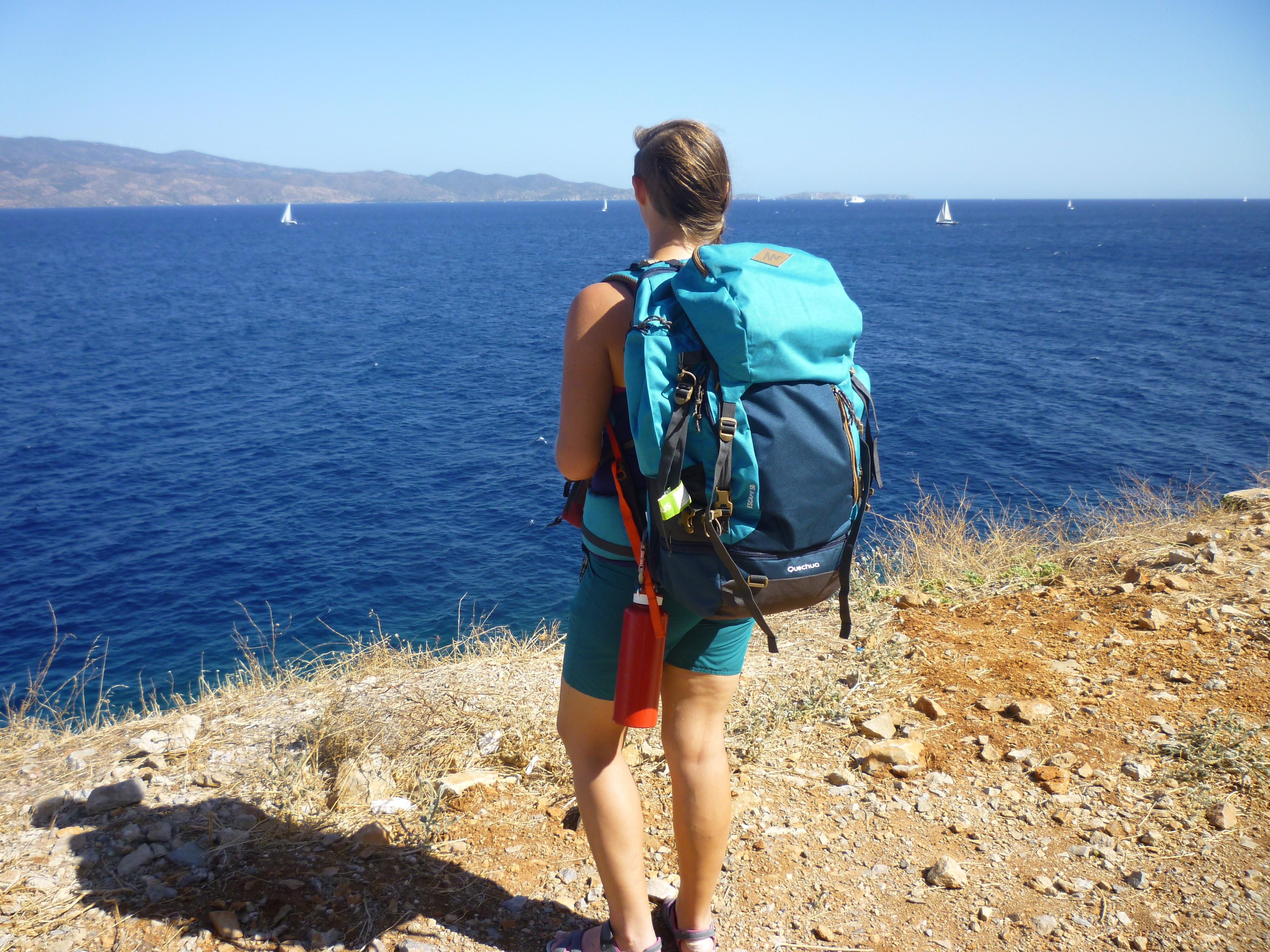 La checklist des indispensables du backpack
