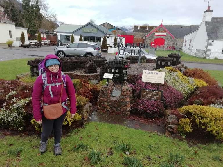 Volontariat solo en Écosse, le récit d'Emmanuelle