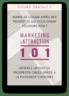Cours Gratuit Marketing d'Attraction