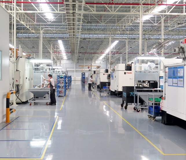 Employing 560 staff, Senior Aerospace is located in the city of Sriracha, Chonburi, Thailand, with an estimate production floor space of 22,000-square-meter. Photo courtesy of Senior Aerospace.