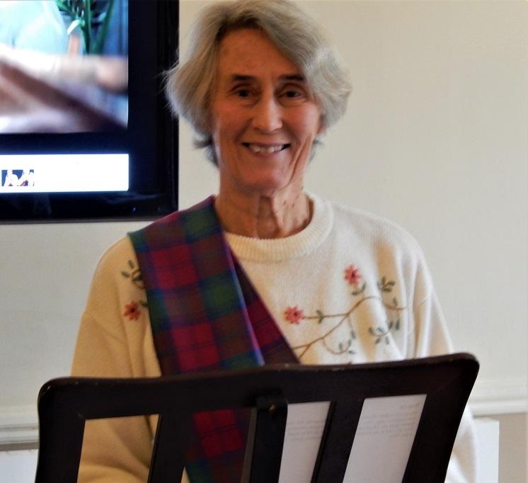 Margaret Hancox
