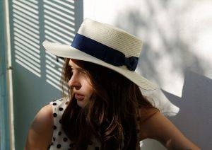 ミリオンカラッツカンカン帽