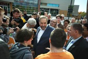 NDP Tom Mulcair